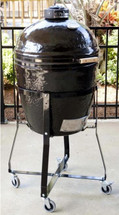 Primo PRC771308 Primo Kamado Smoker BBQ Grill And Cradle Package