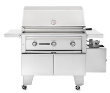 Sedona By Lynx L500ADA 30-Inch ADA Compliant Freestanding Gas Grill With One Infrared ProSear Burner And One Stainless Steel Burner