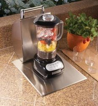 Fire Magic 3284A Built-In Blender With Hood