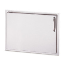 Fire Magic 33914-SL Select 20 Inch Horizontal Left-Hinged Single Access Door