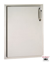 Fire Magic 33920-SL Select 14 Inch Vertical Left-Hinged Single Access Door
