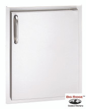 Fire Magic 33920-SR Select 14 Inch Vertical Right-Hinged Single Access Door
