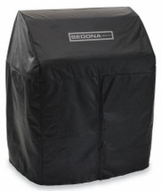 "Sedona By Lynx VC36ADA Vinyl Grill Cover For 36"" L600 ADA Gas Grill On Cart"