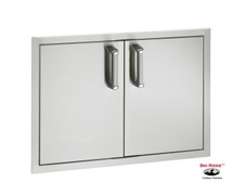 Fire Magic 53930SC Premium Flush Mount 30x20 Inch Double Access Doors