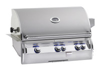 Fire Magic E790i-4EAN Echelon Diamond  36-Inch Analog Built In Grill With Rotisserie Back Burners