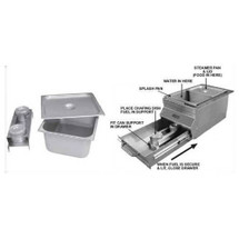 Fire Magic 3565 Steam Warming Accessory for the Built-In Bar Caddy-Convert Cold Storage To Warming Bin