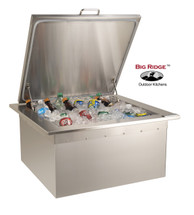 Fire Magic 33596 Fire Magic 25-Inch Drop-In Refreshment Center