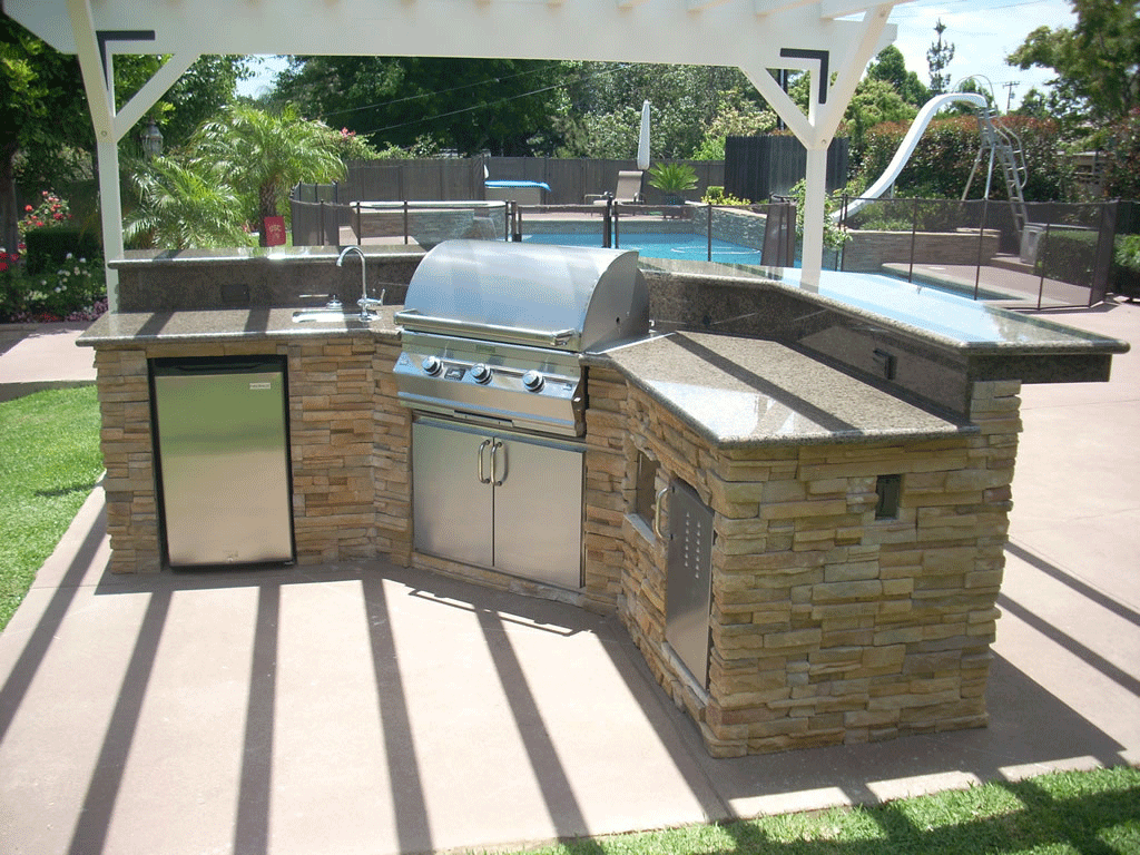 Diy Packages Build Your Own San Antonio Big Ridge Outdoor Kitchens