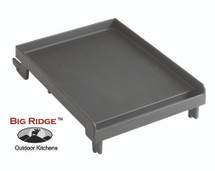 Fire Magic 3513A Porcelain Cast Iron Griddle For Double Side Burner All Echelon Series And Aurora A790, A660, & A530 Series Gas Grills