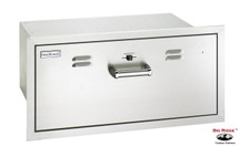 Fire Magic 53830-SW Premium Flush Mount 30 Inch Electric Warming Drawer