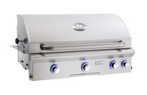 AOG 36NBL-00SP L-Series 36-Inch Built-In Gas Grill With Interior Halogen Lighting