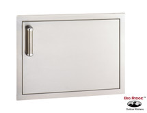 Fire Magic 53917-SCR Premium Flush Mount 24 Inch Right Hinged Single Access Door