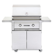 Sedona By Lynx L500F 30-Inch Freestanding Gas Grill With Two Stainless Steel Burners