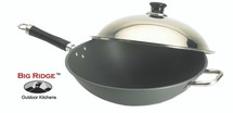 Fire Magic 3572 Wok With Stainless Steel Cover