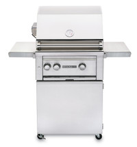 Sedona By Lynx L500PSRF 30-Inch Freestanding Gas Grill With One Infrared ProSear Burner, One Stainless Steel Burner, & Rotisserie