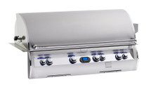 Fire Magic E1060i-4E1N Echelon Diamond 48-Inch Built In Grill With Rotisserie Back Burners