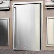 Blaze BLZ-SSFP-4.5 RH/LH Stainless Refrigerator Front Door Upgrade 4.5