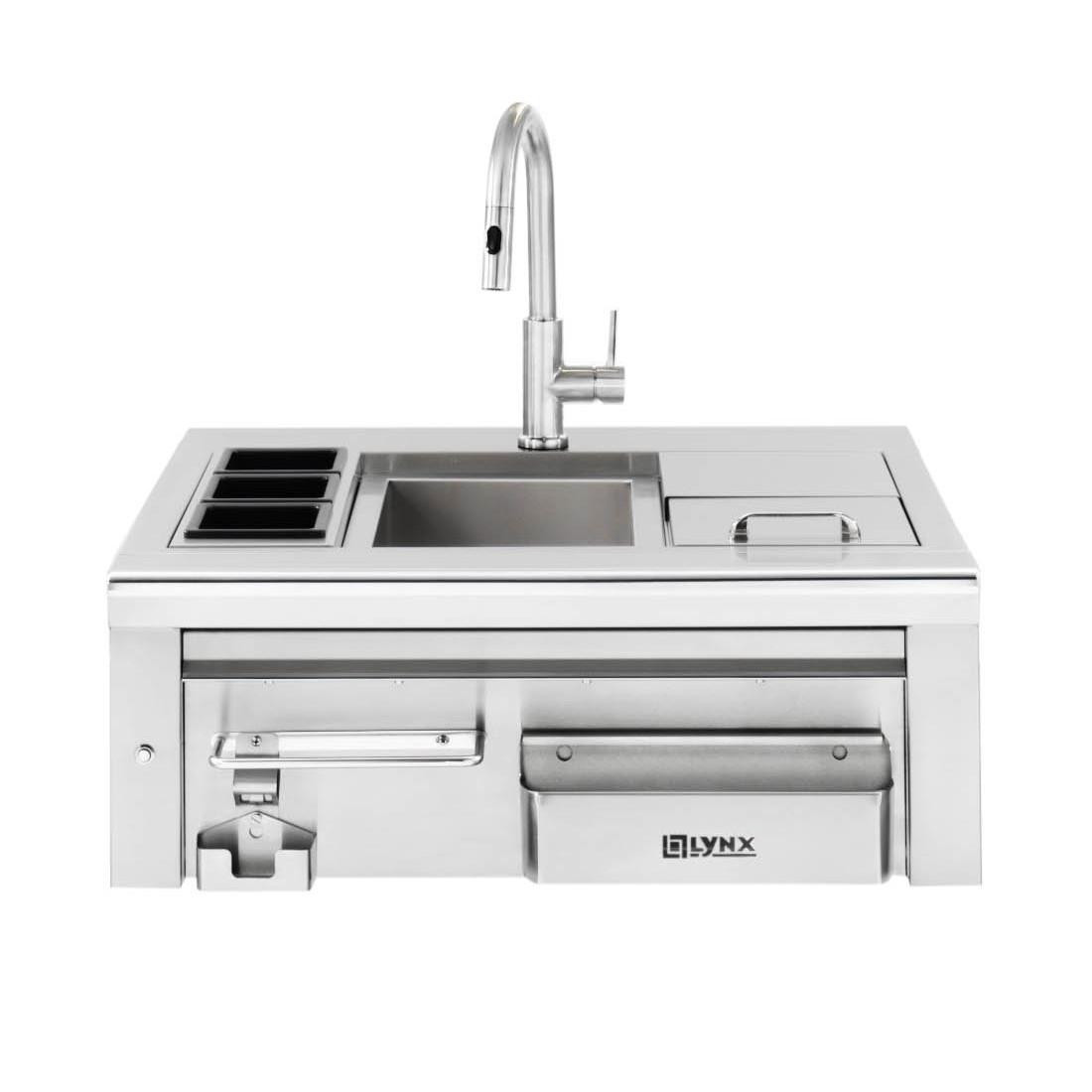 Lynx Lcs30 Professional Built In Cocktail Pro Station With