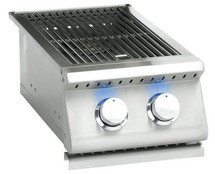 Summerset SIZPROSB-2 Sizzler Pro Built-In Propane Or Natural Gas Double Side Burner