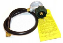 Fire Magic 5110-07 Propane Regulator & 24-Inch Hose