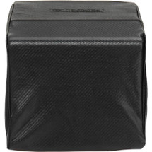 Lynx CCLSB1  Carbon Fiber Vinyl Cover For Built-In Single Side Burner