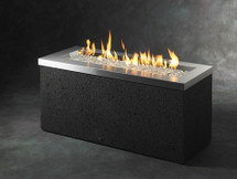 Outdoor GreatRoom Company KL-1242-SS Key Largo Fire Pit With Stainless Steel Top