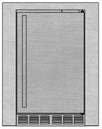 "28"" Mod Refrigerator"