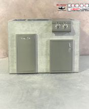 R-48TSDBBL RTF SNC Trash Single Door & Burner