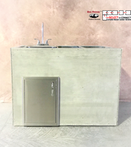 R-48SDSBL RTF SNC Single Door & Sink