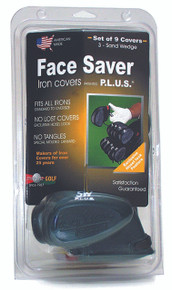 """Face Saver P.L.U.S."" Iron Covers...Set of 9 Covers"