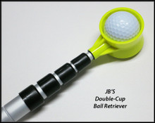 """J/B"" Double-Cup 18' Ball Retriever"