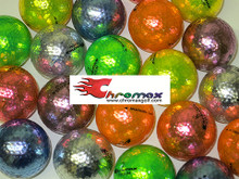 """Chromax"" Single High-Visability Golf Ball"