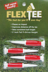 "FlexTee 3"" Tall-Driver Height"