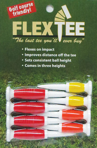 FlexTee  8 Assorted Length Tees