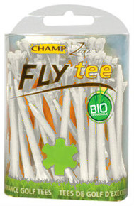 """Fly tee"" by Champ...2 3/4"" Length, 30 Pack...3 1/4"" Length,  25 Pack"