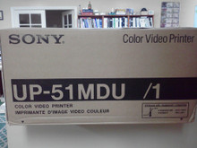 UP-51MD, Sony, UP-51MDU, Color,  Medical, Printer