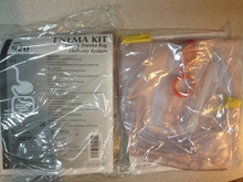 EZEM 920 Empty Enema Kits Snap-Cap Bag, McKesson, 690986