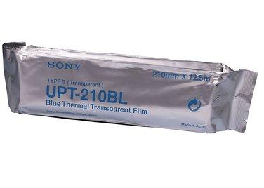 Sony UPT210BL Blue Thermal Transparency Film  UPT-210BL