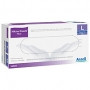 Ansell 5004 Micro-Touch Plus Powder-free Latex Exam Gloves, Medium. Case of 200 pairs