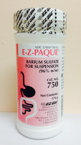 Strawberry, E-Z-Paque, Baruim, Sulfate, Routine, Upper, GI, Exams, 901901