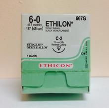 Ethicon, 667G, ETHILON, Suture