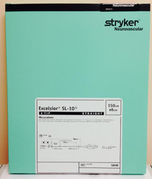 168189 Excelsior SL–10 Microcatheters, Straight  2-tip marker, 150cm/6.0cm. Box of 1