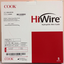 Cook HWA-035150 Hiwire Nitinol Core Wire Guide G30481