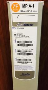 """778-270-00 VISTA BRITE TIP Guiding Catheter MP A-1  100cm x  .078"""" I.D."""