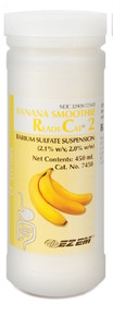 450304 Banana Smoothie Readi-Cat 2 CT Oral Contrast Agent Barium Sulfate 2.1% Oral