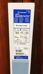 Terumo CG415 Radiofocus Glidecath Non-taper Angle 4F. (1.40 mm), Box of 5