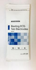 Diagnostic Non-Radiolucent Electrode