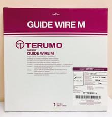 "Terumo GM1831 GuideWire M Radiofocus  0.018"" x 300cm, Tip Length 30cm, 45° Angle"