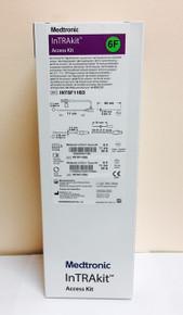 INT6F11B3 InTRAkit 11 cm 20 G IV Catheter Plastic-jacketed 45 cm Pack of 5