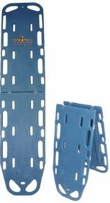 "35940P-B Backboard Ultra Spac-Sav 500 lbs. Blue High Density Polyethylene 16""X72"" BLUE"